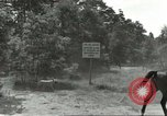 Image of 287th Military Police Company Berlin Germany, 1957, second 36 stock footage video 65675062917
