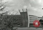 Image of Airlift Memorial Berlin Germany, 1959, second 21 stock footage video 65675062919