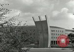 Image of Airlift Memorial Berlin Germany, 1959, second 37 stock footage video 65675062919