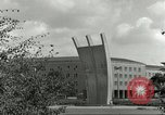 Image of Airlift Memorial Berlin Germany, 1959, second 38 stock footage video 65675062919