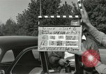 Image of taxicab driver Berlin Germany, 1959, second 9 stock footage video 65675062920