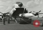 Image of Pershing missile Germany, 1960, second 25 stock footage video 65675062922