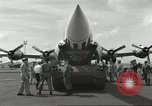 Image of Pershing missile Germany, 1960, second 40 stock footage video 65675062922