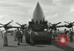 Image of Pershing missile Germany, 1960, second 41 stock footage video 65675062922