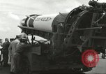 Image of Pershing missile Germany, 1960, second 43 stock footage video 65675062922