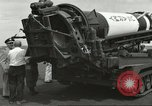 Image of Pershing missile Germany, 1960, second 50 stock footage video 65675062922