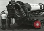 Image of Pershing missile Germany, 1960, second 51 stock footage video 65675062922