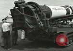Image of Pershing missile Germany, 1960, second 52 stock footage video 65675062922