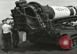 Image of Pershing missile Germany, 1960, second 53 stock footage video 65675062922
