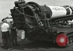 Image of Pershing missile Germany, 1960, second 55 stock footage video 65675062922
