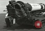 Image of Pershing missile Germany, 1960, second 59 stock footage video 65675062922