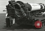 Image of Pershing missile Germany, 1960, second 61 stock footage video 65675062922