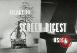 Image of Walter C Dowling Heidelberg Germany, 1960, second 22 stock footage video 65675062925