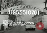 Image of Elvis Presley discharged from Army Friedberg Germany, 1960, second 4 stock footage video 65675062926