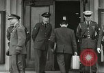 Image of Elvis Presley discharged from Army Friedberg Germany, 1960, second 22 stock footage video 65675062926
