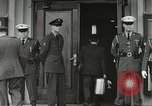 Image of Elvis Presley discharged from Army Friedberg Germany, 1960, second 23 stock footage video 65675062926