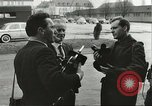 Image of Elvis Presley discharged from Army Friedberg Germany, 1960, second 25 stock footage video 65675062926
