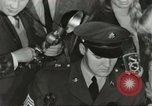 Image of Elvis Presley discharged from Army Friedberg Germany, 1960, second 35 stock footage video 65675062926
