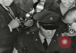 Image of Elvis Presley discharged from Army Friedberg Germany, 1960, second 36 stock footage video 65675062926