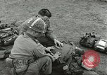 Image of American paratroopers Europe, 1960, second 10 stock footage video 65675062927