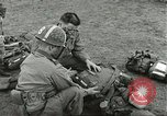 Image of American paratroopers Europe, 1960, second 11 stock footage video 65675062927