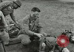 Image of American paratroopers Europe, 1960, second 14 stock footage video 65675062927