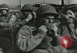Image of American paratroopers Europe, 1960, second 16 stock footage video 65675062927