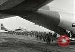 Image of American paratroopers Europe, 1960, second 18 stock footage video 65675062927