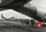 Image of American paratroopers Europe, 1960, second 21 stock footage video 65675062927