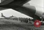 Image of American paratroopers Europe, 1960, second 22 stock footage video 65675062927