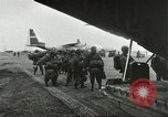 Image of American paratroopers Europe, 1960, second 23 stock footage video 65675062927