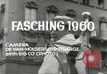Image of Fasching parade Munich Germany, 1960, second 3 stock footage video 65675062928