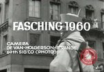 Image of Fasching parade Munich Germany, 1960, second 5 stock footage video 65675062928