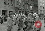 Image of Fasching parade Munich Germany, 1960, second 12 stock footage video 65675062928