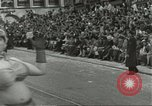 Image of Fasching parade Munich Germany, 1960, second 26 stock footage video 65675062928
