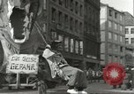 Image of Fasching parade Munich Germany, 1960, second 35 stock footage video 65675062928