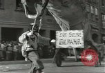 Image of Fasching parade Munich Germany, 1960, second 36 stock footage video 65675062928