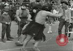 Image of Fasching parade Munich Germany, 1960, second 38 stock footage video 65675062928
