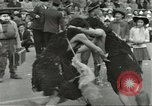 Image of Fasching parade Munich Germany, 1960, second 39 stock footage video 65675062928