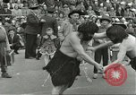Image of Fasching parade Munich Germany, 1960, second 40 stock footage video 65675062928