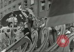 Image of Fasching parade Munich Germany, 1960, second 47 stock footage video 65675062928