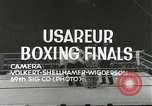 Image of boxing matches Germany, 1960, second 4 stock footage video 65675062930