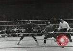 Image of boxing matches Germany, 1960, second 56 stock footage video 65675062930