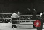 Image of boxing matches Germany, 1960, second 62 stock footage video 65675062930