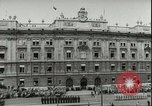 Image of Austrian independence ceremony 1955 Vienna Austria, 1955, second 6 stock footage video 65675062931