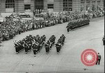Image of Austrian independence ceremony 1955 Vienna Austria, 1955, second 14 stock footage video 65675062931