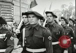 Image of Austrian independence ceremony 1955 Vienna Austria, 1955, second 15 stock footage video 65675062931