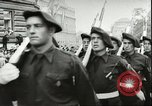 Image of Austrian independence ceremony 1955 Vienna Austria, 1955, second 16 stock footage video 65675062931