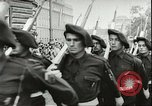 Image of Austrian independence ceremony 1955 Vienna Austria, 1955, second 17 stock footage video 65675062931