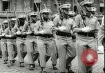Image of Austrian independence ceremony 1955 Vienna Austria, 1955, second 20 stock footage video 65675062931